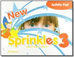New Sprinkles: Activity Pad - Vol.3