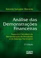 Análise das Demonstrações Financeiras: Aspectos Contábeis da Demonstração de Resultado e do Balanço Patrimonial