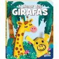 Dedinhos agitados - Um livro-fantoche III: a menor das girafas