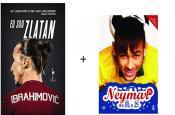 Kit Neymar de A a Z+ Eu Sou Zlatan