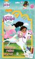 Princesa Nella - com giz de cera