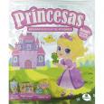 Megafantástico Kit de Atividades: Princesas