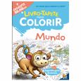 Livro-Tapete para Colorir: Mundo