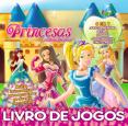 Princesas - Livro de jogos