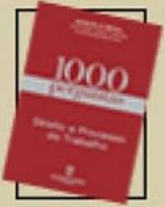 1000 Perguntas Direito e Processo do Trabalho