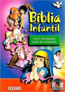 Bíblia Infantil: Com Atividades Para as Crianças