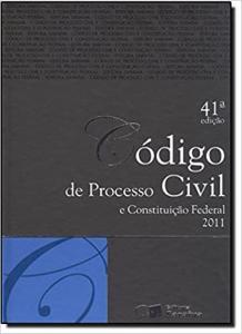 Código de Processo Civil e Constituição Federal