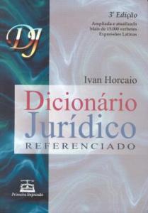 Dicionário Jurídico Referenciado