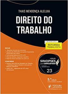 Direito do Trabalho - Vol 23