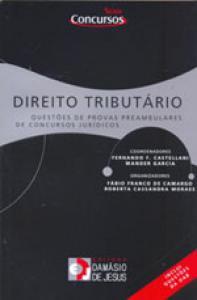 Direito Tributário Serie em Concursos