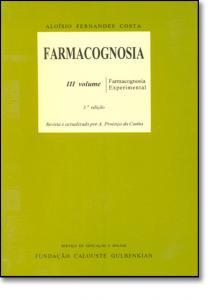 Farmacognosia - Vol.3