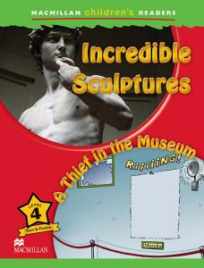Incredible Sculptures - A Thief In The Museum Level 4