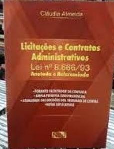 LICITACOES E CONTRATOS ADMINISTRATIVOS LEI 8 666/93