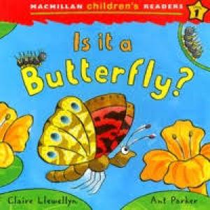Macmillan Children s Readers Is it a Butterfly International Level 1