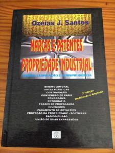 MARCAS E PATENTES PROPRIEDADE INDUSTRIAL