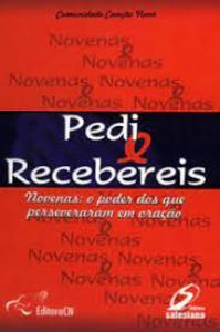PEDI E RECEBEREIS