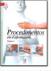 PROCEDIMENTOS EM ENFERMAGEM - 3 VOLS