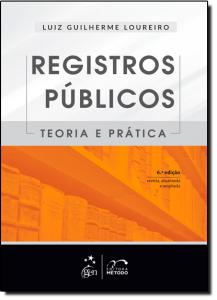 REGISTROS PUBLICOS TEORIA E PRATICA