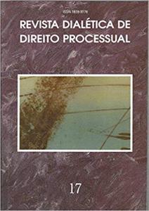 Revista Dialética de Direito Processual Vol.17