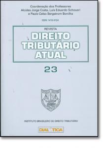 REVISTA DIREITO TRIBUTARIO ATUAL 23