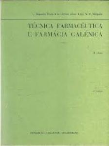 Técnica Farmacêutica e Farmácia Galênica Il